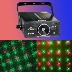 Multi-Effect Bubble Laser Light for DJ - F100