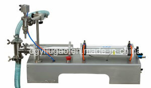 Semi-Automatic Honey Filling Machine pictures & photos