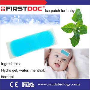 Kid/Children/Baby Fever Cooling Gel Plaster pictures & photos
