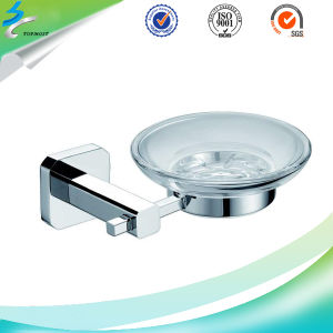 Stainless Steel Bathroom Hardware Soap Dish in Sanitaryware