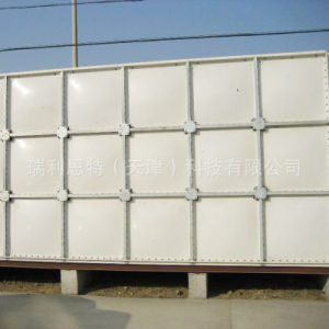 FRP GRP Assembled Water Tank SMC Moulded Panel Water Tank pictures & photos