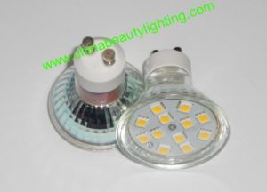 LED Lamp LED Light GU10 3W SMD LED Bulb pictures & photos