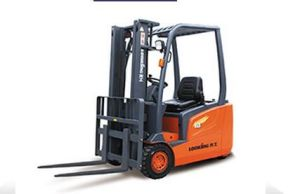 Lonking Mini Three Pivot Battery Forklift Size Forklift for Sale LG13be pictures & photos
