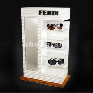 3 Tier SUNGLASSES DISPLAY RACK STAND EYEWEAR HOLDER Clear Acrylic Store Display
