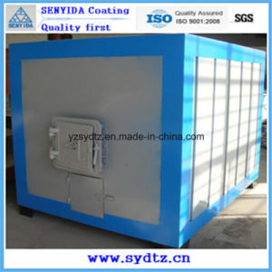 New Powdder Coating Machine/Line/Equipment of Heating Oven pictures & photos