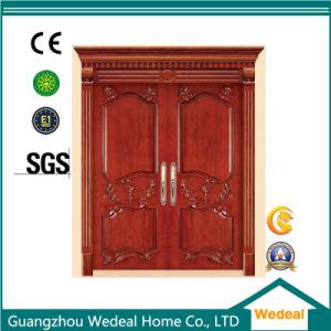 Basic Info & China Main Door Design Solid Wood Security Door for New House/Villa ...
