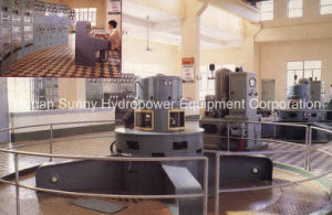 High Voltage Generator Unit 13.5kv / Hydro (Water) Turbine/ Hydroturbine pictures & photos