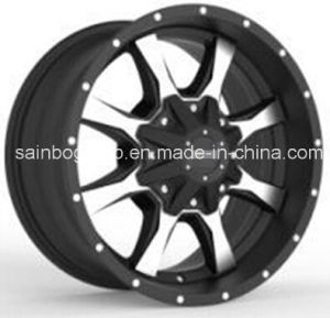 20X9, 20X10, 20X12 off Road Alloy Wheel pictures & photos