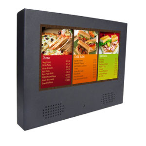 Wall Mounted Open Frame LCD Monitor pictures & photos