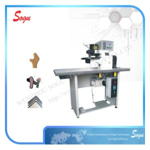 Full Auto Pasting and Flanging Machine (Extreme Style) , Safety Shoe Machine pictures & photos