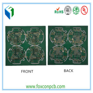 OEM Gold Plating Multilayer Rigid PCB Board for Security Camera Module