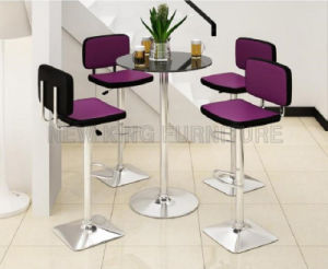 Wholesale Modern Adult High Chair Cheap Used Bar Stools (NK-BCB003)