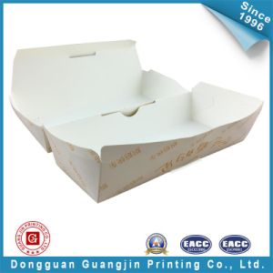 Customized Color Paper Food Packaging Box (GJ-box139) pictures & photos