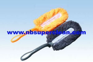 New Design Best Selling High Qualiy Microfiber Car Cleaning Duster (CN1125) pictures & photos