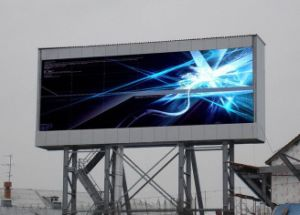 P10 Most Popular Outdoor LED Display for Advertising