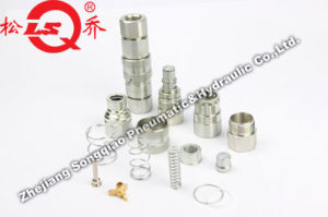 Lsq-FF Close Type Hydraulic Quick Coupling pictures & photos