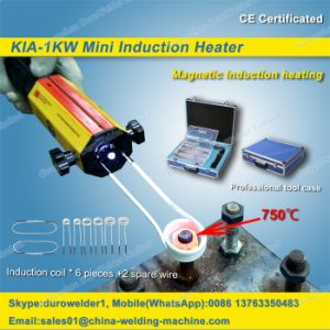 Factory Supply Portable Bolt Induction Heater for Sale pictures & photos
