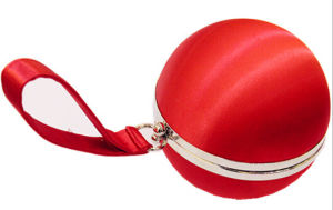 Spherical Hand Bag Ladies Easy Matching Personality Clutch Bag (XW769) pictures & photos