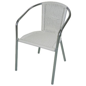 High Quality Aluminum Wicker Chair DC-06209 pictures & photos