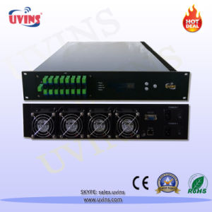 CATV 1550nm Pon EDFA with Wdm/ Optical Amplifier for Gpon/Epon FTTH Network pictures & photos