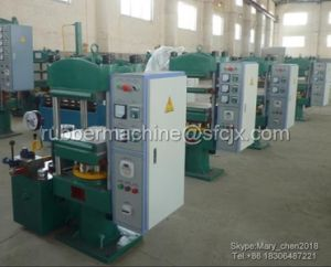 Column Type Rubber Vulcanizing Press (XLB-D350X350) pictures & photos