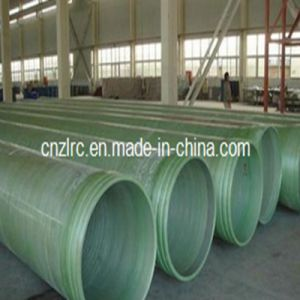 FRP Pipes Filament Winding FRP Pipe pictures & photos