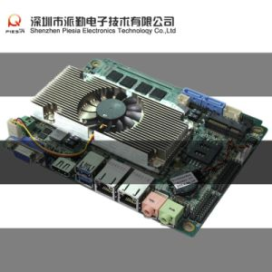 2015 Embedd Cheap Integrated Graphics Core CPU Industrial Motherboard pictures & photos