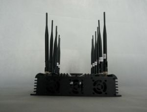 Desktop WiFi 2.4G 5.8g Signal Jammer (12 Antennas) pictures & photos