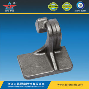 Zct002 OEM Carton Steel Forging for Raliway Parts pictures & photos