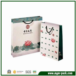 China Handmade Popular Patterned Paper Bag pictures & photos