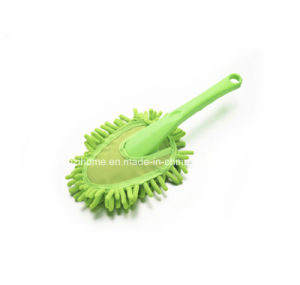 Trangle Chenille Cleaning Duster with PP Handle pictures & photos