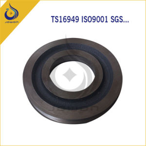 Cast Iron Casting CNC Machining Parts Belt Pulley pictures & photos
