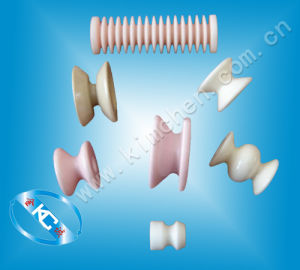 Ceramic Roller/Zirconia Ceramic Guide Pulley Used for Enamel Insulated Wire pictures & photos