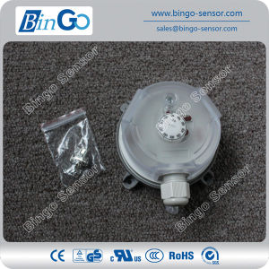Low Differential Pressure Switch for Air, Gas pictures & photos