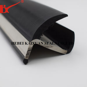 Customization Composite Refrigerated Truck Container Door Seal Strip/Door PVC Profile pictures & photos