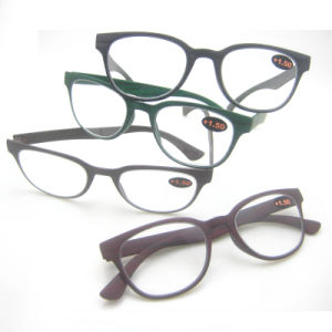 Best Selling Reading Glasses with Pattern Bamboo pictures & photos