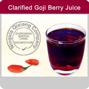 China 45 Brix Clarified Goji Berry Juice Concentrate China Goji