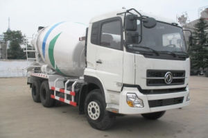Dongfeng EQ5250gjb 6X4 Mixer Truck/Concrete Mixer pictures & photos