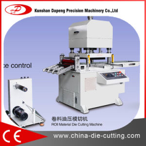 Iml Label Die Cutting Machine pictures & photos