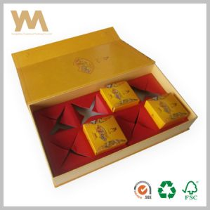 Professional Handmade Paper Packing Box in China pictures & photos