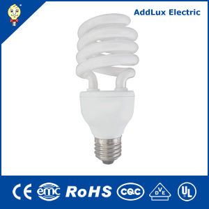Ce UL 20W 24W E27 B22 Spiral Compact Fluorescent Lamps pictures & photos