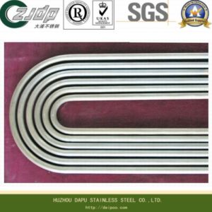 Austenitic Stainless Steel Heater U-Bent Tubing pictures & photos