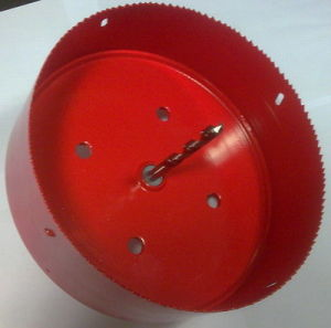 Big Diameter And Deep Cutting Depth M42 Bi Metal Hole Saw