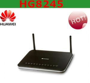 Fiber Optic Router Huawei Hg8245h 4ge+2pots+WiFi+USB Gpon Ont/ONU for  Huawei Olt