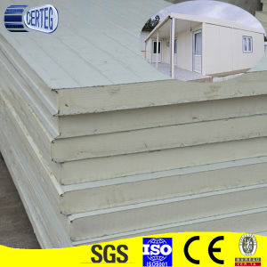 Insulated Polyurethane Sandwich Panel for Wall Price From Manufacturer pictures & photos