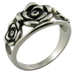 Best Friend Promise Flower Rose Rings pictures & photos