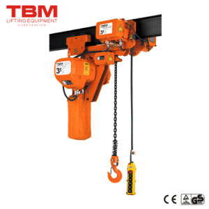 Low-Headroom Hoist, Electric Chain Hoist with Overload Protection pictures & photos