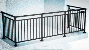 China Manufactured Balcony Guardrail Standard Balcony Fence or Customized
