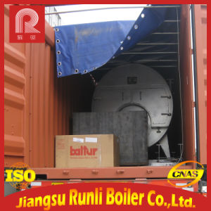 9t Oil-Fired Hot Water Steam Boiler for Industrial pictures & photos
