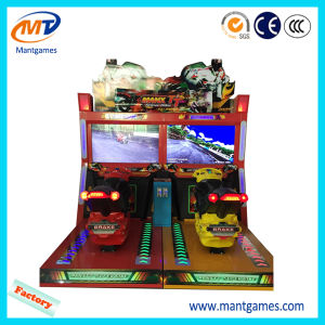 Video Game Arcade Racing Game Machine for Tt Moto 42′′ pictures & photos